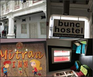 mitraa inn, singapore back packers hostel, bunc hostel