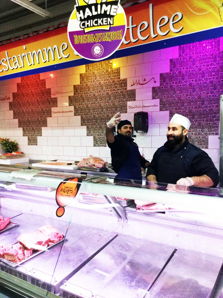 Halal in Helsinki